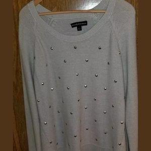 Rock & Republic Studded Sweater